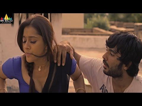 Guntur Talkies Movie Scenes   Rashmi and Siddu Scene   Sri Balaji Video