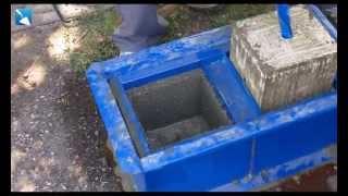 видео керамзитобетонные блоки