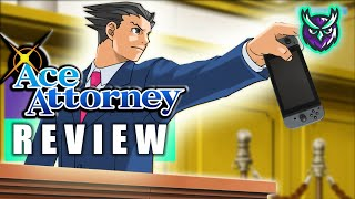 Phoenix Wright: Ace Attorney Trilogy Switch Review - No OBJECTIONS!