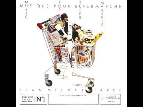 Jean Michel Jarre - Music for Supermarkets (1983) (Stereo Digital Remaster)