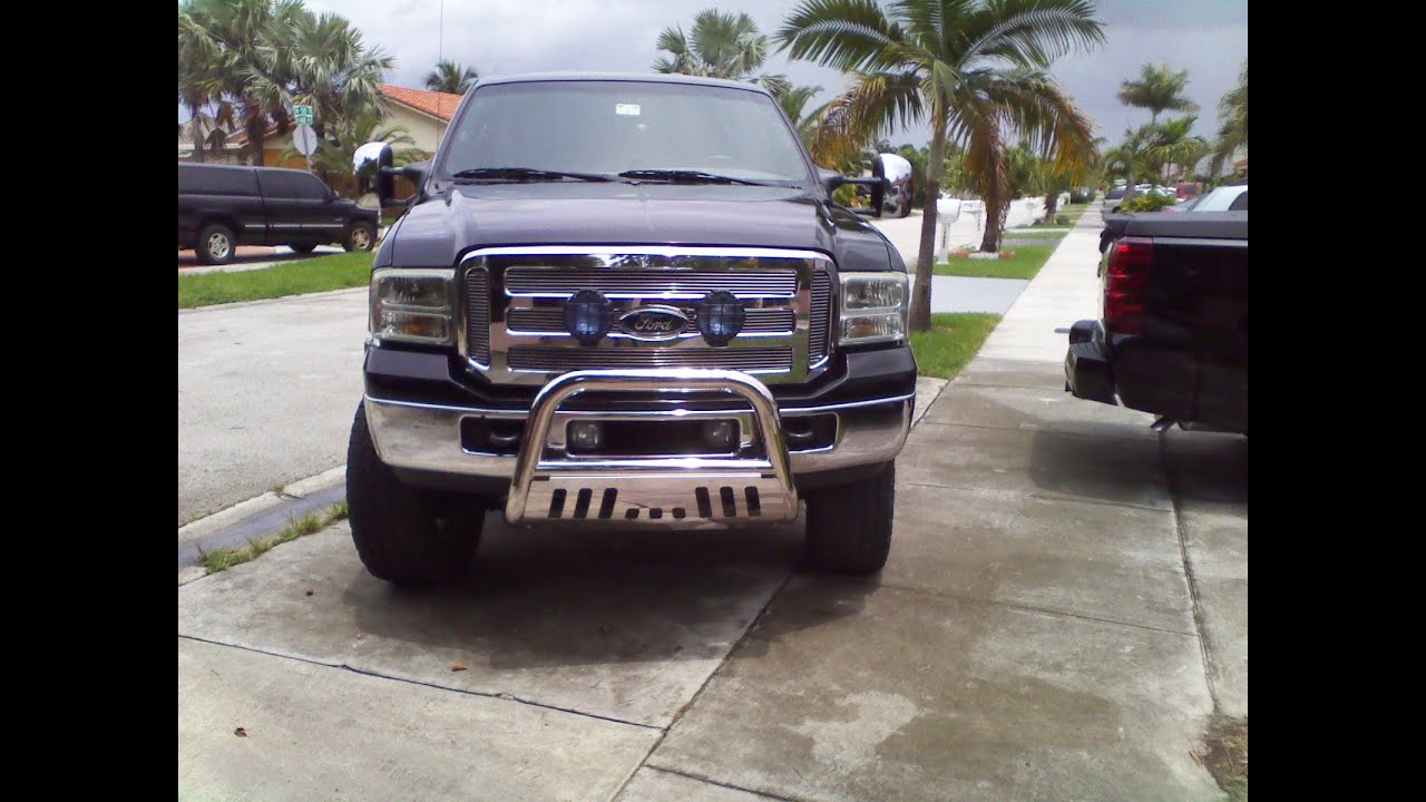 2005 Ford F-250 6 0 Turbo Diesel