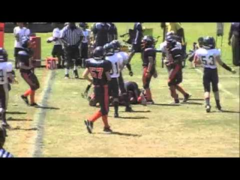 2012-08-25 Broncos v Raiders Q1