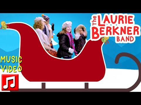 Jingle Bells (Dance Remix) By The Laurie Berkner Band | Kids' Holiday Songs