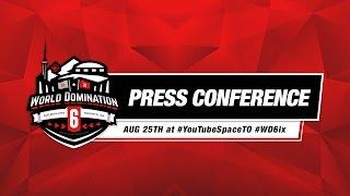 KOTD - #WD6IX Press Conference