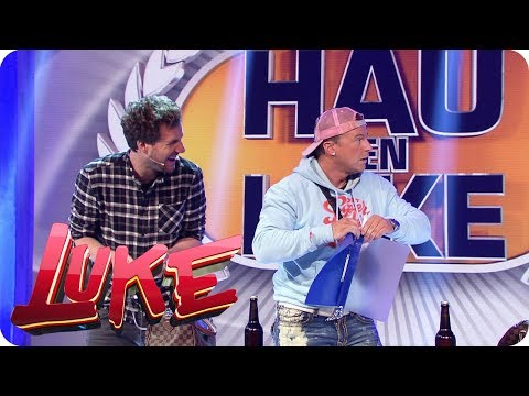 Hau den Luke | Luke vs. Dennis aus Hürth LUKE! Die Woche und ich