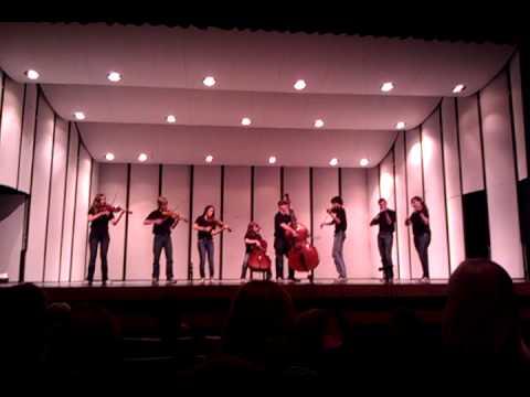 Devon Gardner Gilbert Town Fiddlers