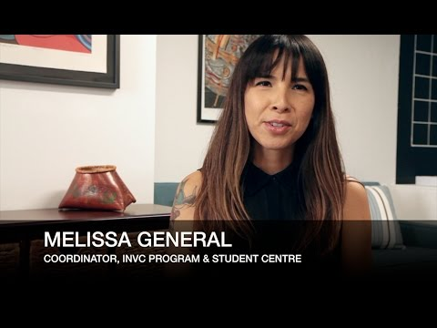 Meet OCAD U's Staff in the Indigenous Visual Culture Student Centre
