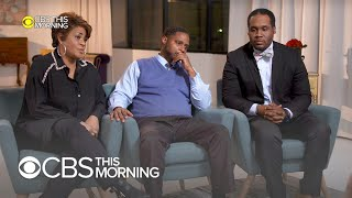 "Parents of woman who lives with R. Kelly say ""he needs to rot in jail"""