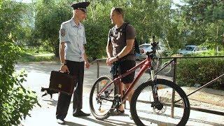 Защити своего двухколесного друга! Полиция советует, как избежать потери велосипеда