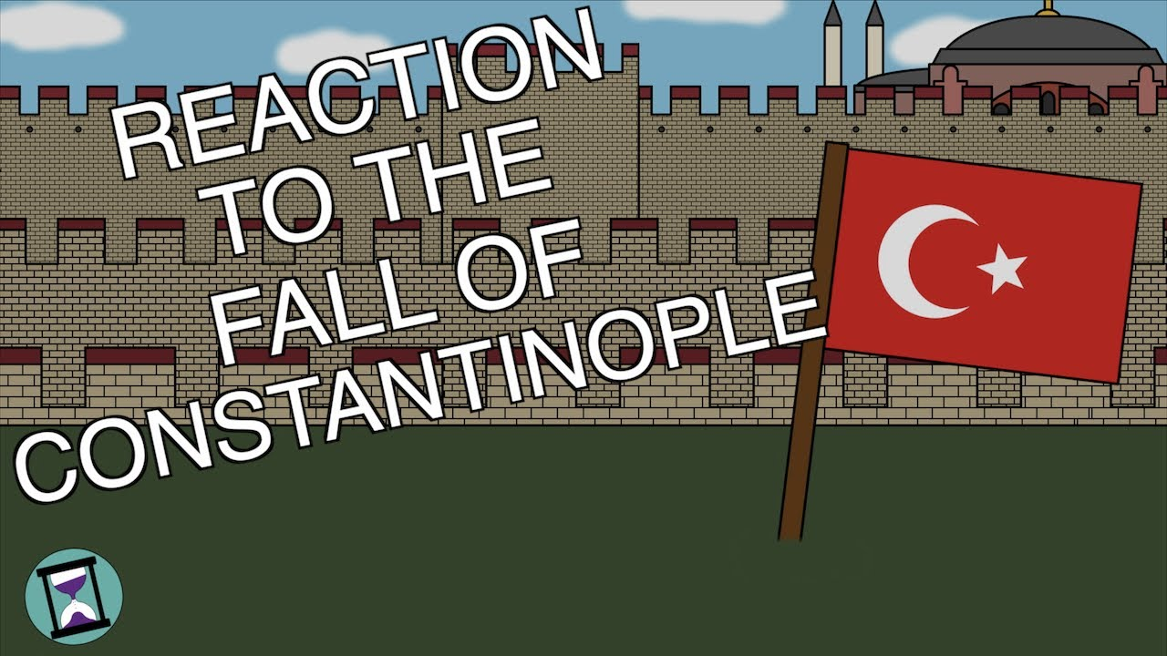 Download How did Europe React to the Fall of Constantinople? (Short Animated Documentary)