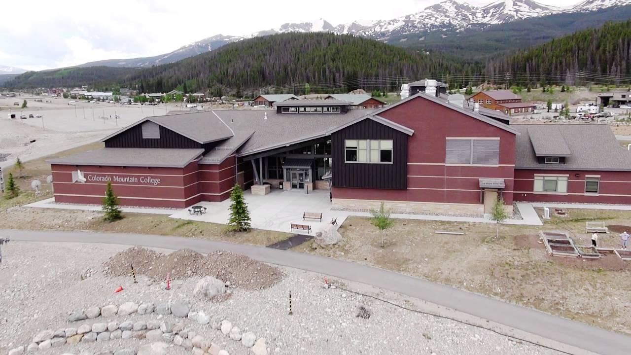 Breckenridge Dillon Colorado Mountain College