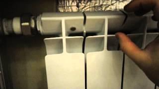 Биметалические радиаторы Rifar, не биметаллические!?(Купил через известный интернет магазин два биметаллических радиатора Rifar forza, и решил проверить наличие..., 2014-03-01T18:20:03.000Z)