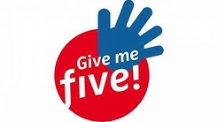 Give me five! - das 5-Minuten-Trampolin: Woche 1 Tag 1 // 5 Mintuen
