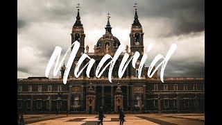 Madrid, Spain // Travel // Tour