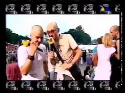 DJ Hell live @ Love Parade 2002
