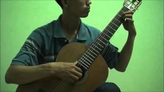 Phương pháp Carulli-Bài số 1- Carulli Guitar Method-No.1