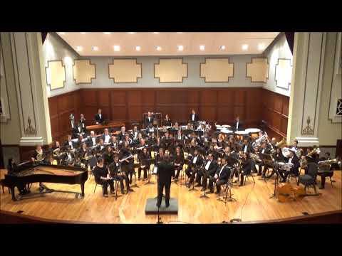 USM The Symphonic Winds -- Complete Concert -- Nov 2017 Concert