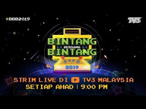 [LIVE] Episod 5 Bintang Bersama Bintang 2019 | #BBB2019