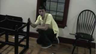 How To Assemble Drop Leaf Cottage Table | Sturbridge Yankee Workshop