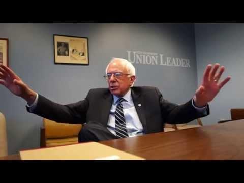 Live with Senator Bernie Sanders
