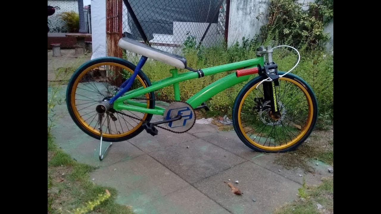 Perakitan Sepeda Drag Modifikasi By Soleh Boy