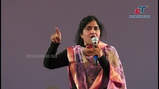 The Success formula by Padma pothukuchi at IMPACT Fest- Entrepreneurs Talk