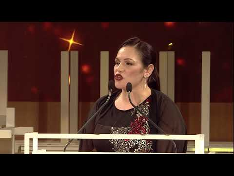 Andria Zafirakou's winning speech from the Global Teacher Prize 2018
