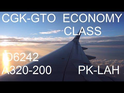 Gorontalo tanpa transit #27 Flight Report Batik Air