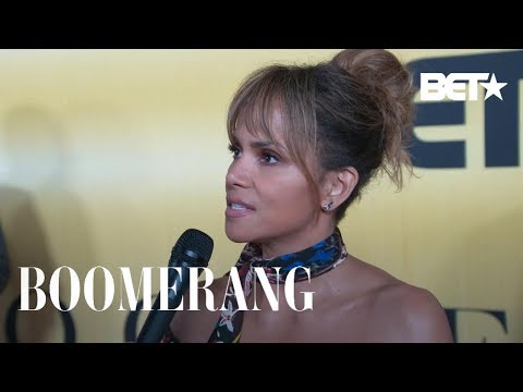 Halle Berry, Lena Waithe & More Attend 'Boomerang' PREMIERE PARTY! | Boomerang