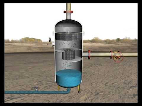 Газовый сепаратор
