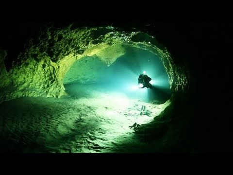 Cave diver Jill Heinerth looks back at her adrenaline-inducing career