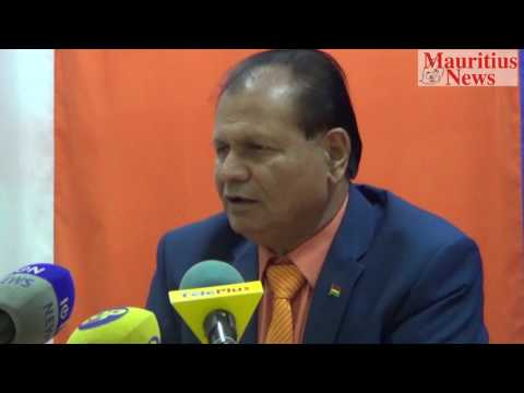 Mauritius News: Point de presse de Raj Dayal, pour clarifier
