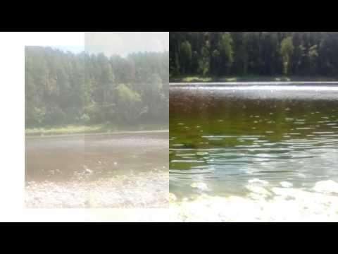 Великолепие реки Юрюзань.