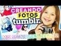 CREANDO FOTOS TUMBLR | Mis Seguidores DECIDEN | Daniela Golubeva
