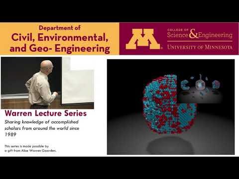 Warren Lecture Series, September 15, David Flannigan