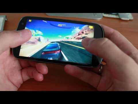 Как идет Asphalt 8 на Samsung Galaxy S3 Duos