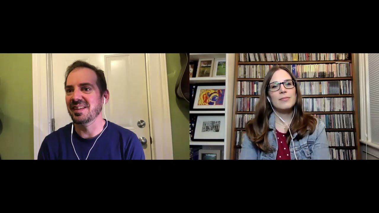 Artistic Digs Episode 3 featuring Rob McBride