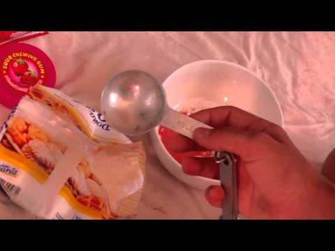 *How to make sour powder *