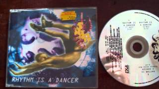Snap Rhythm Is A Dancer July 1992 CD Single Trusted Radio Uploaded By John Magnetron