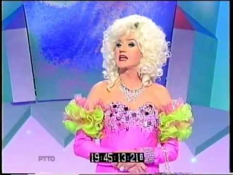 Blankety Blank | Unseen Lily Savage Outtakes! | Series 14(1) Episode 6 BBC 1998