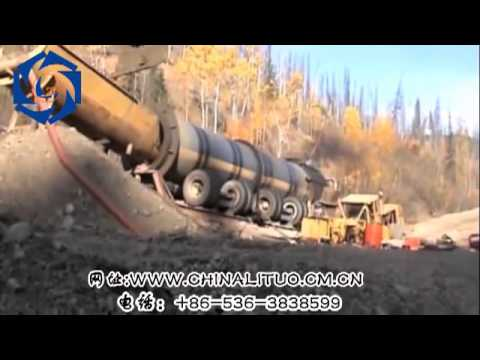 gold mining equipment working in NG