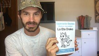 Nova Esperanta libro: La Eta Drako
