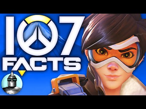 107 Overwatch Facts YOU Should Know | The Leaderboard