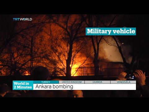 TRT World - World in Two Minutes, 2016, February 18, 07:00 GMT