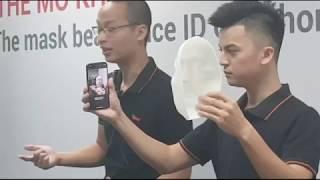 BKAV trình diễn HACK Face ID bằng mặt nạ!