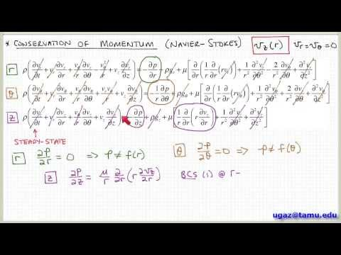 Chemical engineering fluid mechanics lecture notes pdf