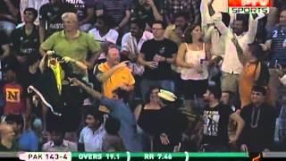 Pakistan vs Australia - 2nd T20 Dubai - Highlights - 7th Sept 2012 - Pt2