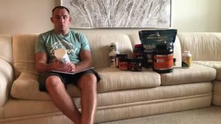 видео Спортивные пищевые добавки Scitec Nutrition