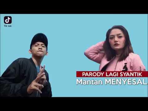 Parody Siti Badriah - Lagi Syantik (Mantan MENYESAL) (Full Version) Cover By Krisnayariki