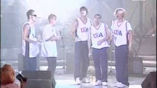 Backstreet Boys (Slovenia 1996)